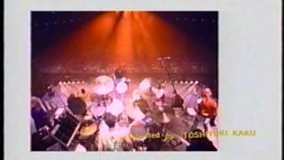 BACK STAGE 1988 SCREWツアー.