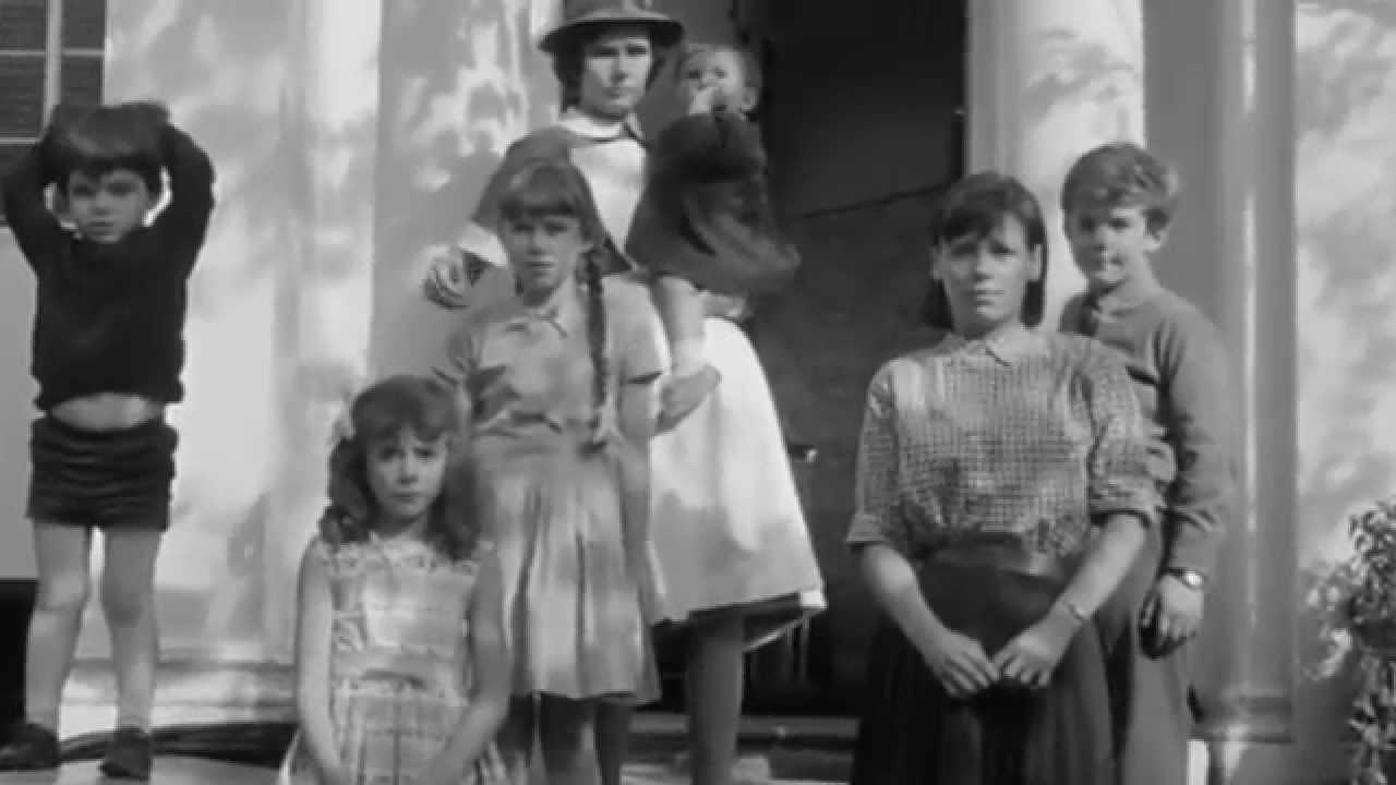 Church of Film: THE PUMPKIN EATER Trailer