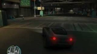 GTA 4 PC Gameplay HD4850