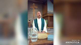 Traditional Worship - The Sixth Sunday after Pentecost - July 12, 2020
