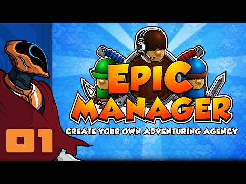 Lets Play Epic Manager
