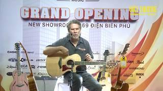 Taylor Guitar Kiến thức cơ bản đến nâng cao Việt Thương music p2