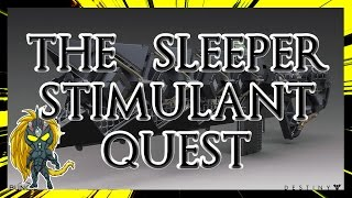 Destiny - The Sleeper Stimulant Questline (Part 2) - (Denonu Plays)