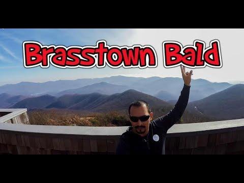 GoPro:Brasstown Bald Walk up Trail Georgia Highest Peak