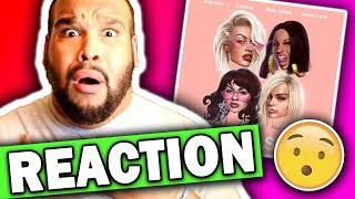 Download Lagu Rita Ora – Girls (Feat. Cardi B, Bebe Rexha & Charli XCX) REACTION Mp3