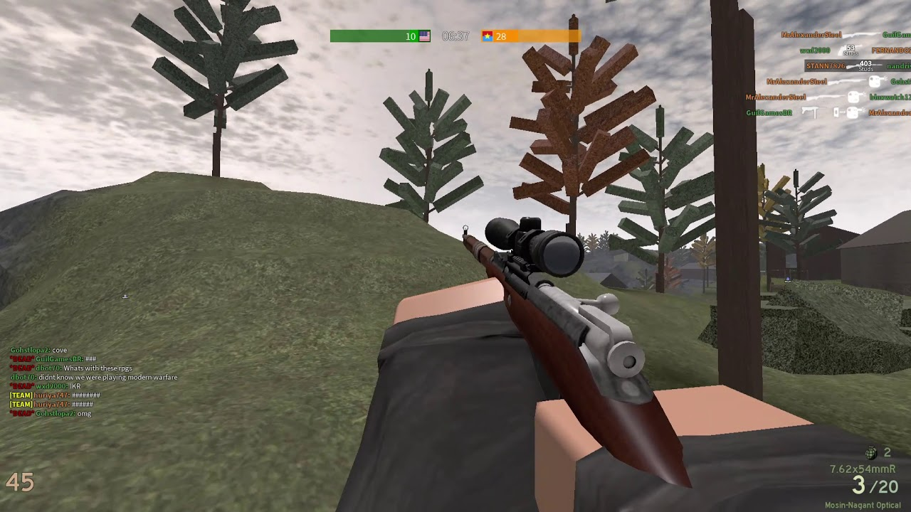 Fighting For Vietnam Unit 1968 Roblox Youtube