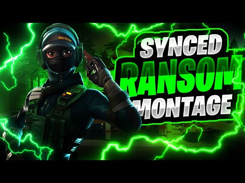 Ransom💰   Perfectly Synced Fortnite Montage