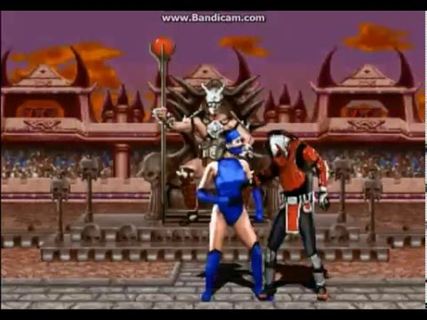 MUGEN Fatalities and Friendships