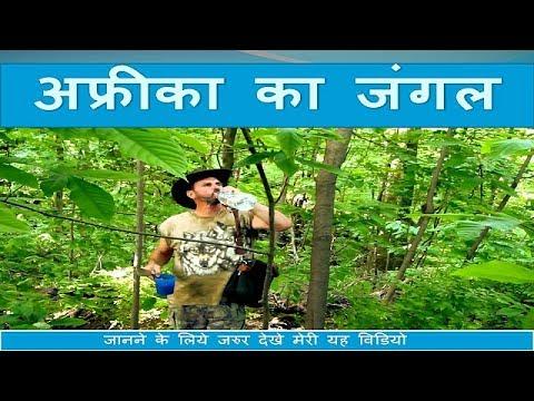 how to afrika jangal in hindi