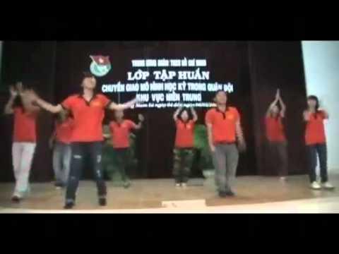 Bài mẫu dân vũ Rasa Sayang   Malaysia
