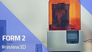 IMPRESORA 3D de RESINA PROFESIONAL | Formlabs Form 2 | Review en Español