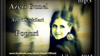 Azəri Günel 19 saat studiyada oxudu    видео, смотреть видеоролик муз  клипы бесплатно