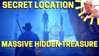 Red Dead Redemption 2: Strange Statue Puzzle Solution & Location (Cave Painting, Grizzlies)