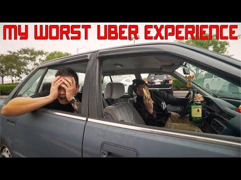 MY WORST UBER EXPERIENCE