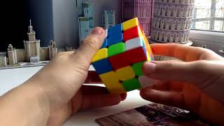 Сборка кубика рубика 3х3. Урок 1