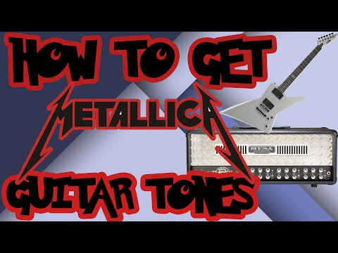 Metallica Tone Settings - Tutorial - All Albums *UPDATED LINKS*