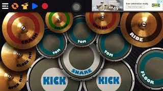 Download Lagu Hutang- Real Drum cover mp3