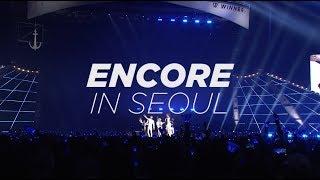 WINNER - 'EVERYWHERE TOUR ENCORE IN SEOUL' SPOT #1