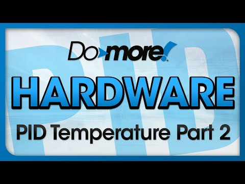 PID Setup And Configuration - Understanding Your Hardware