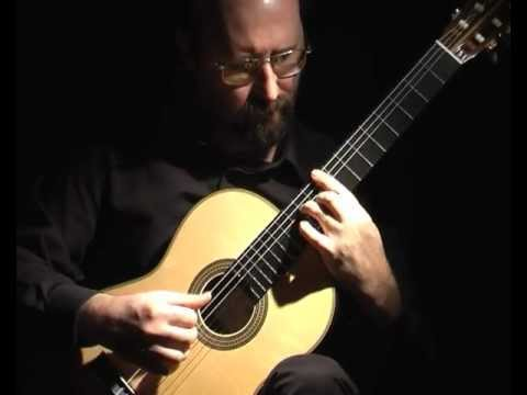 """""""Torija"""" from Castles of Spain by Federico Moreno Torroba performed on a Hauser copy guitar"""