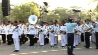 Indian Air Force band regales audience on occasion of Platinum Jubilee