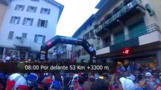 OCC - Ultra Trail du Montblanc 2014