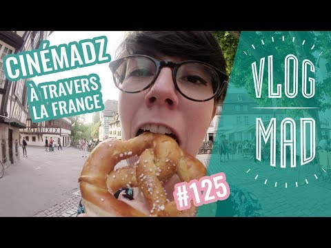 VLOGMAD 125 — On vadrouille partout en France !