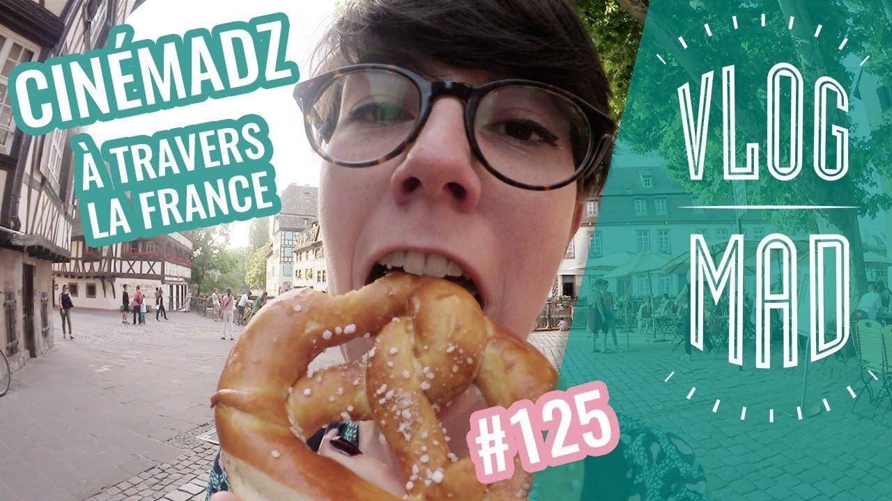 VLOGMAD 125 — On vadrouille partout en France !