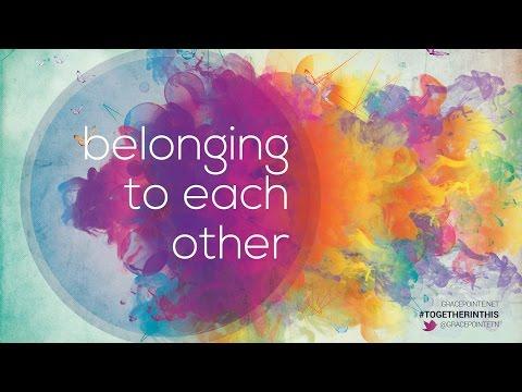 We Belong to Each Other - Pastor Melissa Greene #TogetherInThis