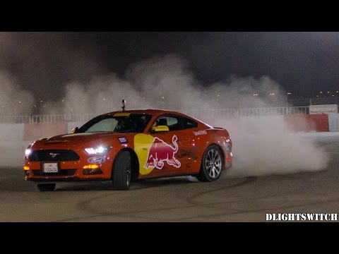 Red Bull Car Park Drift With Abdo Feghali