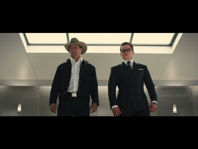 Kingsman: The Golden Circle - Official Red Band Trailer #2