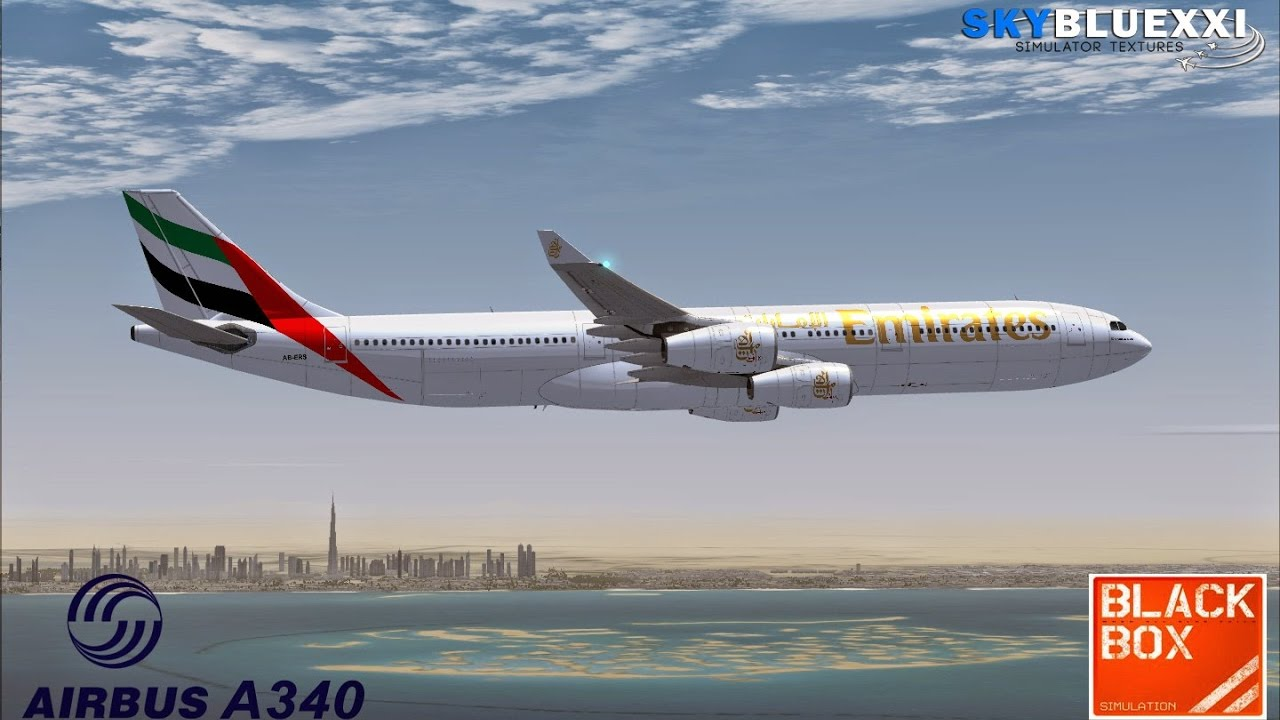 BLACKBOX SIMULATION A330 & A340 P3D&FSX