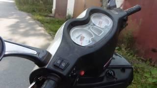 150 кубов скутер обзор 2000 км