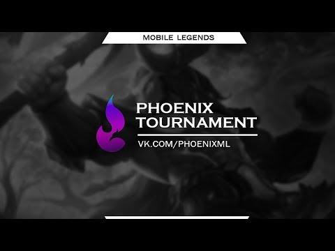 5х5 турнир | по Mobile legends Mobile legends | BlueStacks | Phoenix