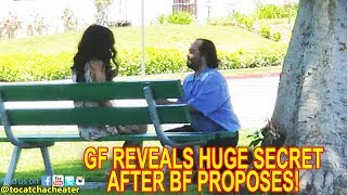 Pregnant Girlfriend Cheats! Marriage Proposal FAIL | To Catch a Cheater