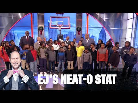Christmas Came Early For The Kids At The Boys & Girls Club | EJ's Neat-O Stat