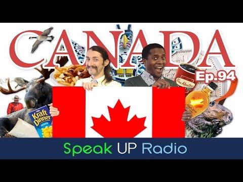 ネイティブ英会話【Ep.94】カナダ//Canada - Speak UP Radio [ネイティブ英会話ラジオ]