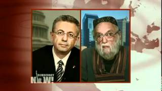 Israel: Mustafa Barghouti vs. Rabbi Arthur Waskow on BDS Movement, Palestinian Solidarity
