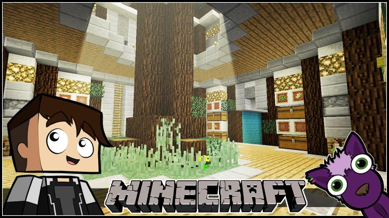 Minecraft mis casas casa dentro de una monta a youtube - Apartamentos de montana ...