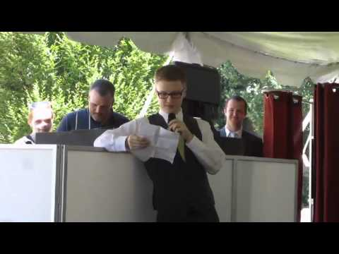 Best Best Man Speech!!! - Younger Brother