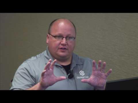 StorageCraft On-Premises Demo with Martin Merrell