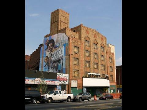 The Historic Philadelphia Uptown Theater