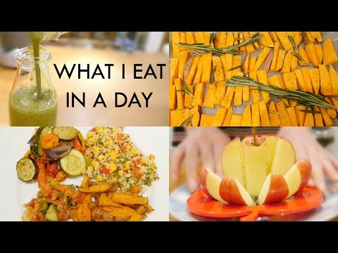 1. What I Eat In A Day | Niomi Smart
