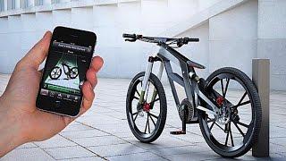 видео Типы современных велосипедов