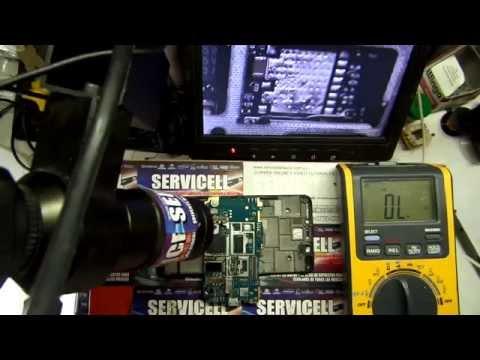 reparacion Sony Ericsson Xperia mini Pro SK17 dead , no enciende corto en pines de bateria