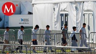 En cautiverio en EU, un tercio de niños migrantes del mundo: ONU