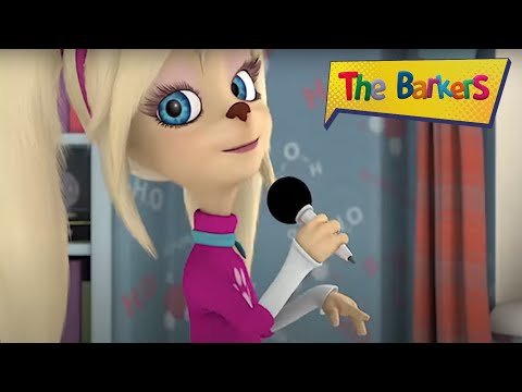 The Barkers! - Barboskins - Super Star [HD]