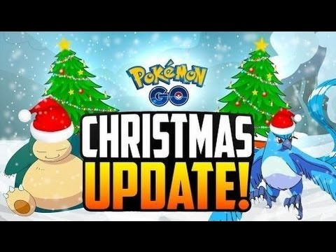 Pokemon Go: More details on new Pokémon coming on 12th of December! More events .......  - TECHNEWS
