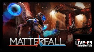 Prepare for... MATTERFALL! The New Game from the Resogun Devs - YouTube Live at E3