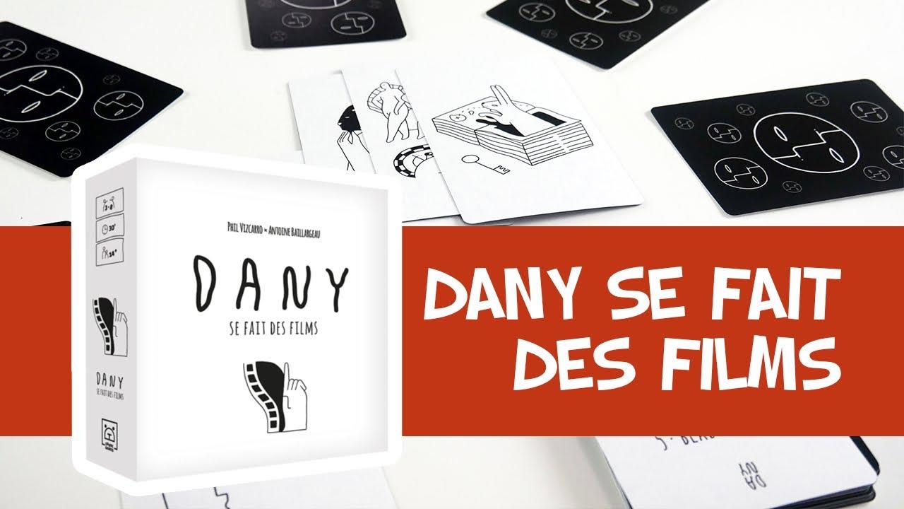 Dany se fait des films - Présentation du jeu